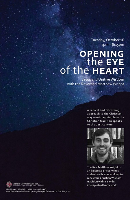 Opening the Eye of the Heart