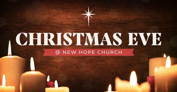 Christmas Eve @ New Hope
