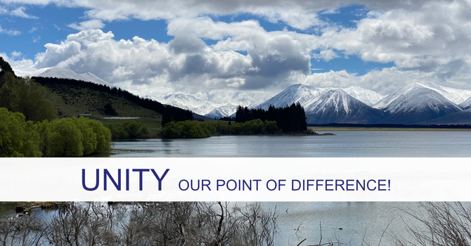 Unity – Our Point of Difference!