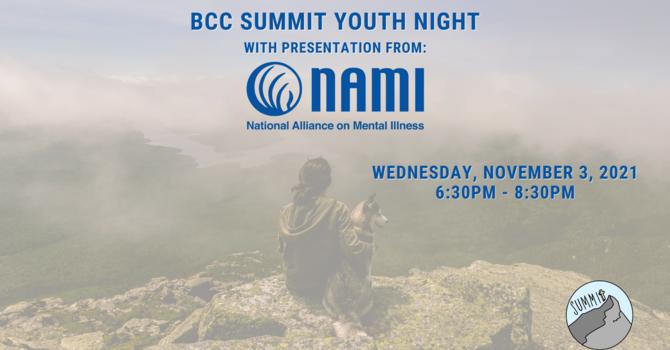 BCC SUMMIT YOUTH NIGHT