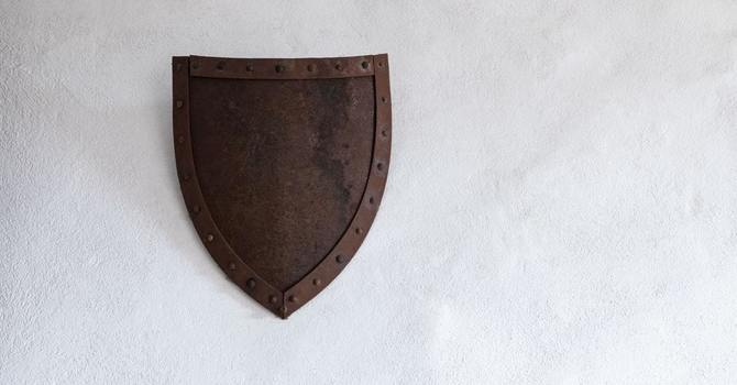 'Take up the shield of faith' image