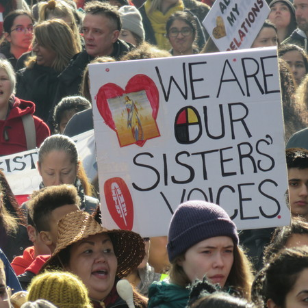 February 14 - Annual Women's Memorial March