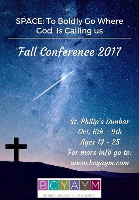 BCYAYM Fall Conference
