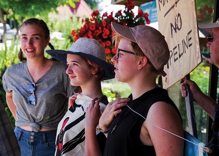 Sacred Earth Camp: love & compassion