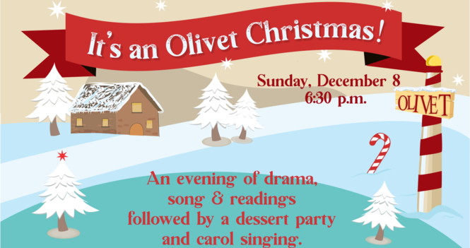 It's an Olivet Christmas!