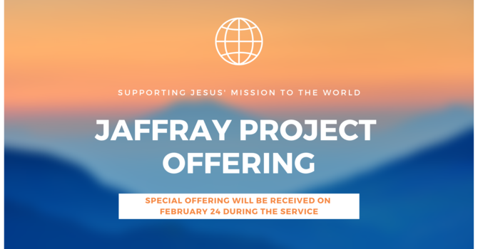 Jaffray Project Offering