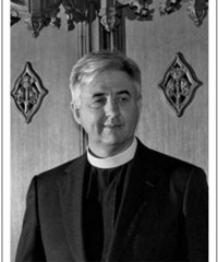 Dean b and w people clergy page