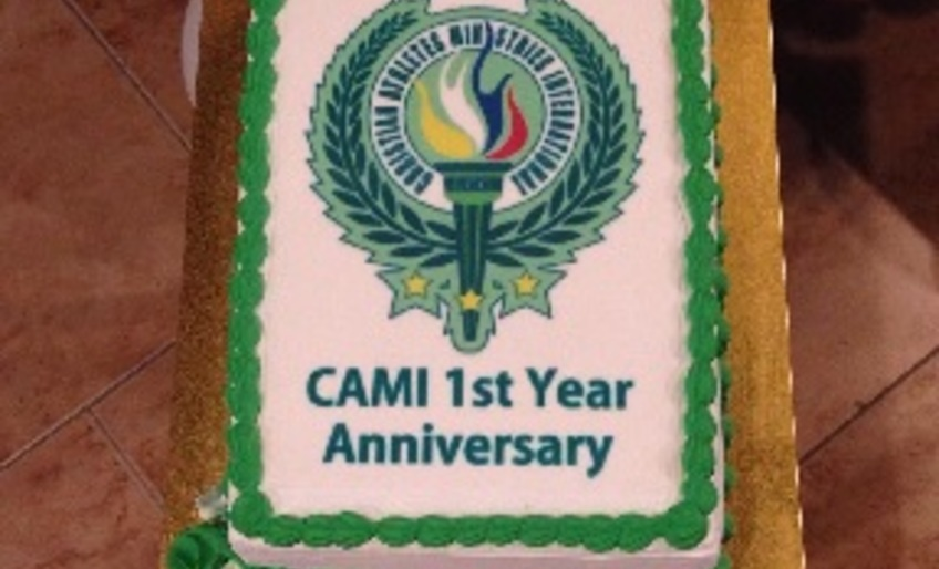 CAMI 1st Year Anniversary & Christmas Party 2017