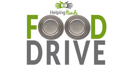 Helping Hands Spring Food Drive