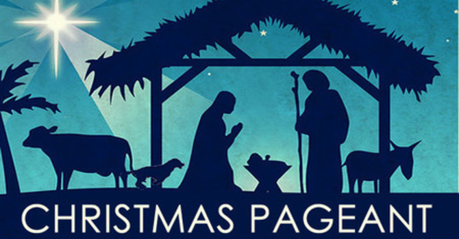 Christmas Pageant Auditions