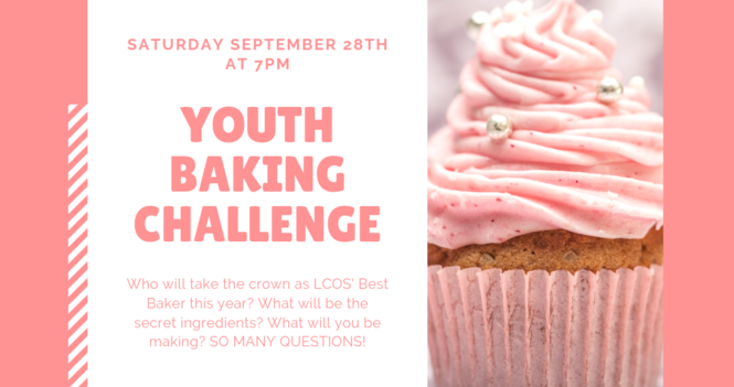 Youth Baking Challenge