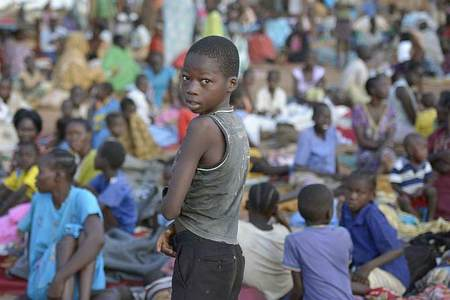 PWRDF - Government Announces Famine Relief Fund with 1:1 Match