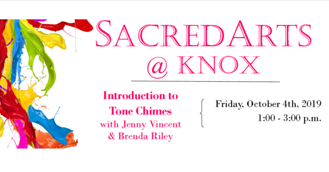 Sacred Arts: Introduction to Tone Chimes