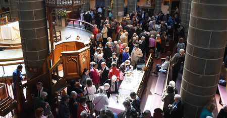 Festal Evensong to launch Friends