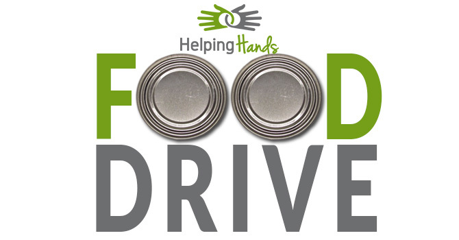 Helping Hands Fall Food Drive