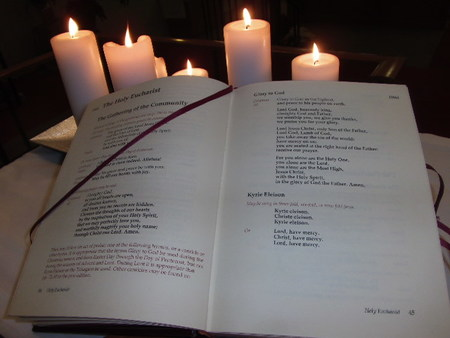 Advent & Christmas Services 2015