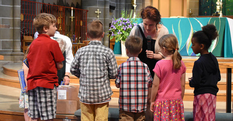 Sunday School Recognition 2017