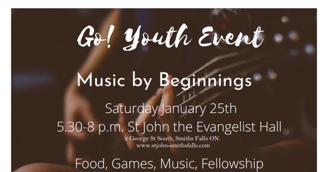 Go! Youth Night