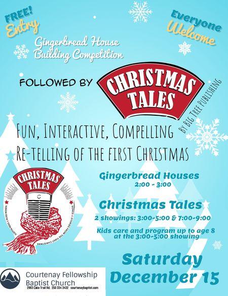 Christmas Tales presented by Big Tree Publishing