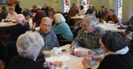 In Conversation Potluck Supper