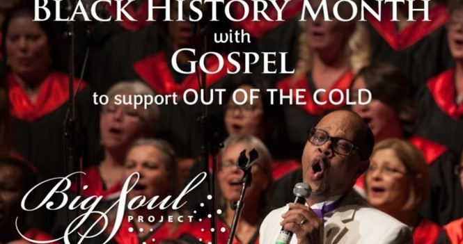 Big Soul Project Choir Concert to help feed the hungry!
