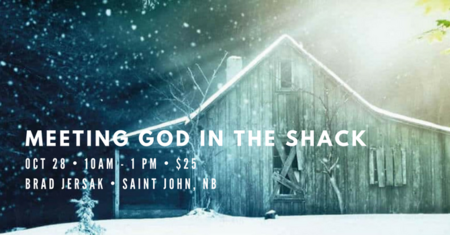 TSoM Guest Lecture: Meeting God in the Shack