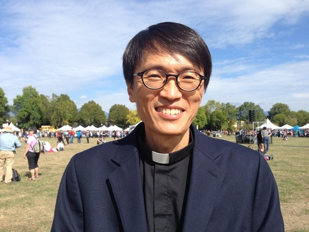 We Have A Curate!