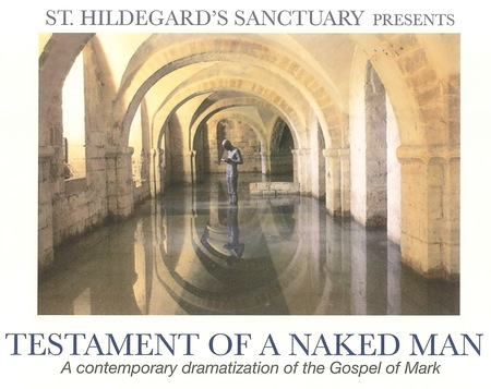 Testament of a Naked Man