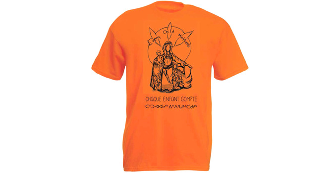 Orange Shirt Day Event