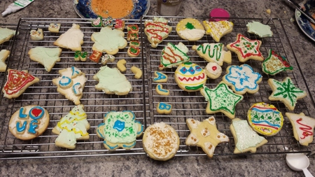 HMC Youth Cookie Baking