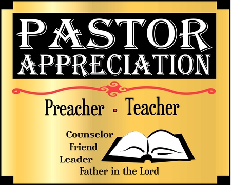 Pastor & Ministry Leaders Appreciation Month