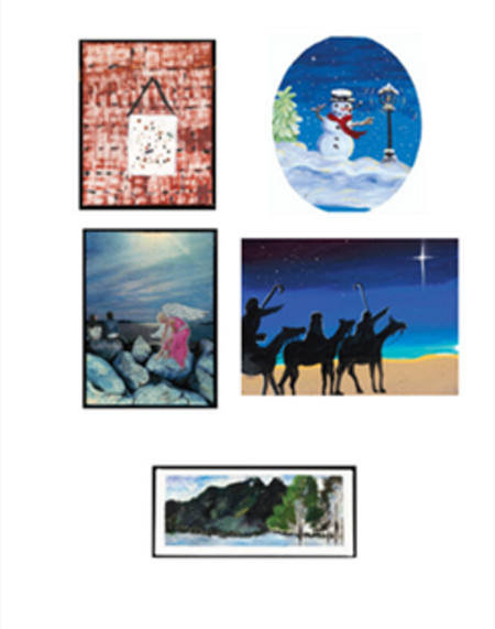 Mission Possible Christmas Cards