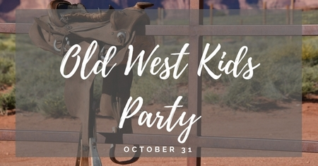 Old West Kids Party