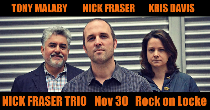 Nick Fraser Trio