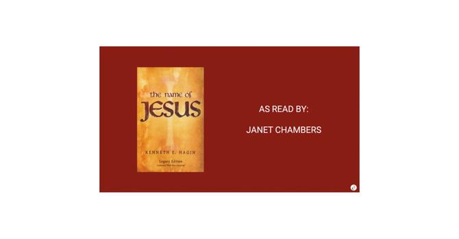 01. The Name of Jesus – Intro, Forward & Preface