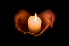 Candle.in.hands