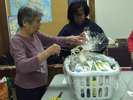 """Outreach Team joins the """"Basketeers!"""""""