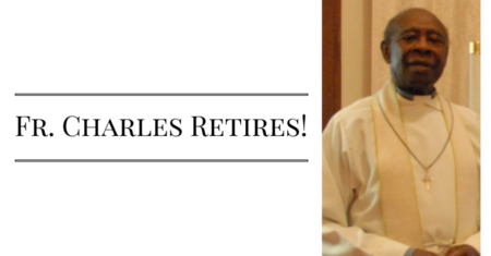 Fr. Charles Walters Retirement Luncheon