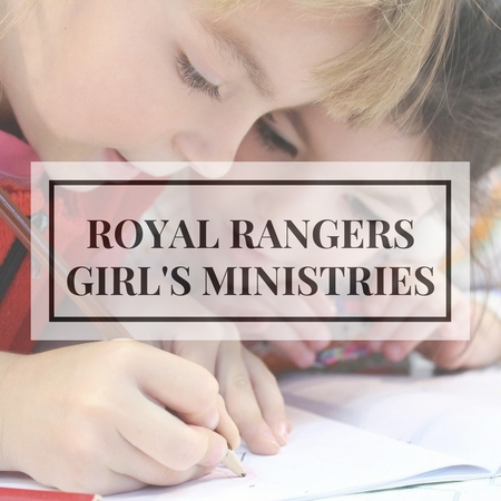 Royal Rangers and Girl's Ministries Meeting