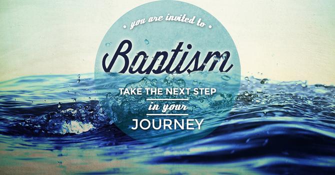 Baptism Class