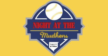 Night at the Mud Hens!