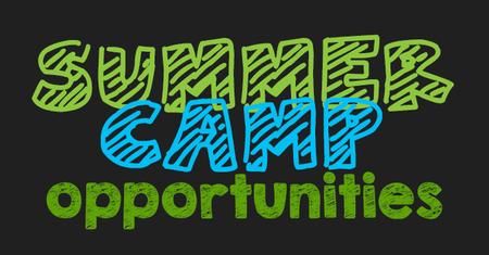 Summer 2018 Camp Opportunities