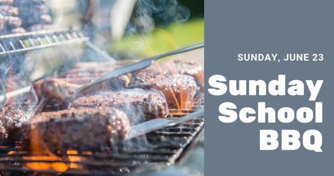 Sunday School BBQ
