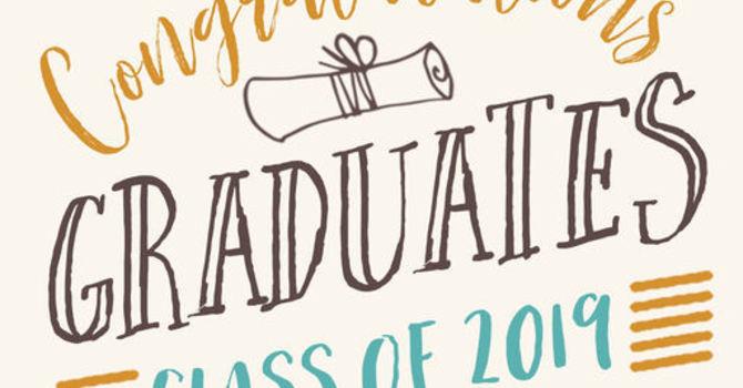 Grad Tea 2019