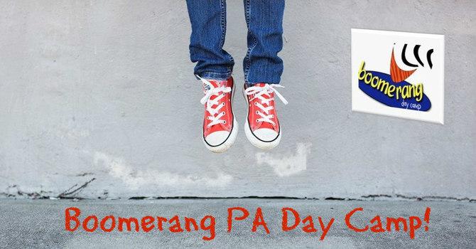 Boomerang PA Day Camp