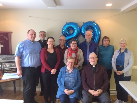 Celebrating 89 years in Canada