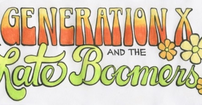 Generation X and the Late Boomers Event