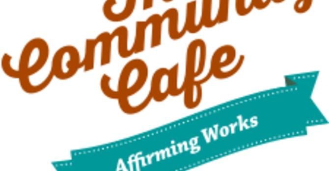 Community Cafe Begins