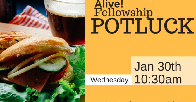 Alive Fellowship Potluck