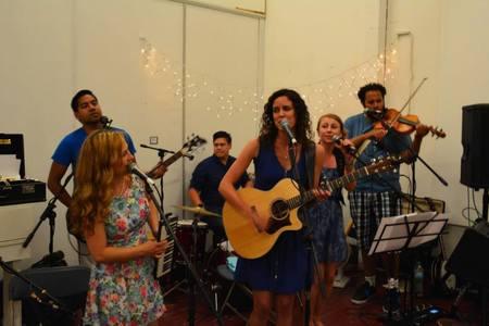 Stephanie Ratcliff EP Fundraiser Concert